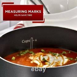 Tfal Cookware Set Kitchen Pots And Pans Set Nonstick Dishwasher Safe Oven Safe