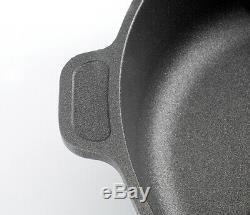 Woll Nowo Titanium Pan Set Casting Pan Square 2-tlg. 1x 24cm+1x 28cm