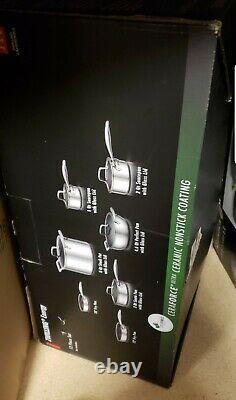 Zwilling Energy Ceraforce Ultra 12-pc Cookware Set BRAND NEW